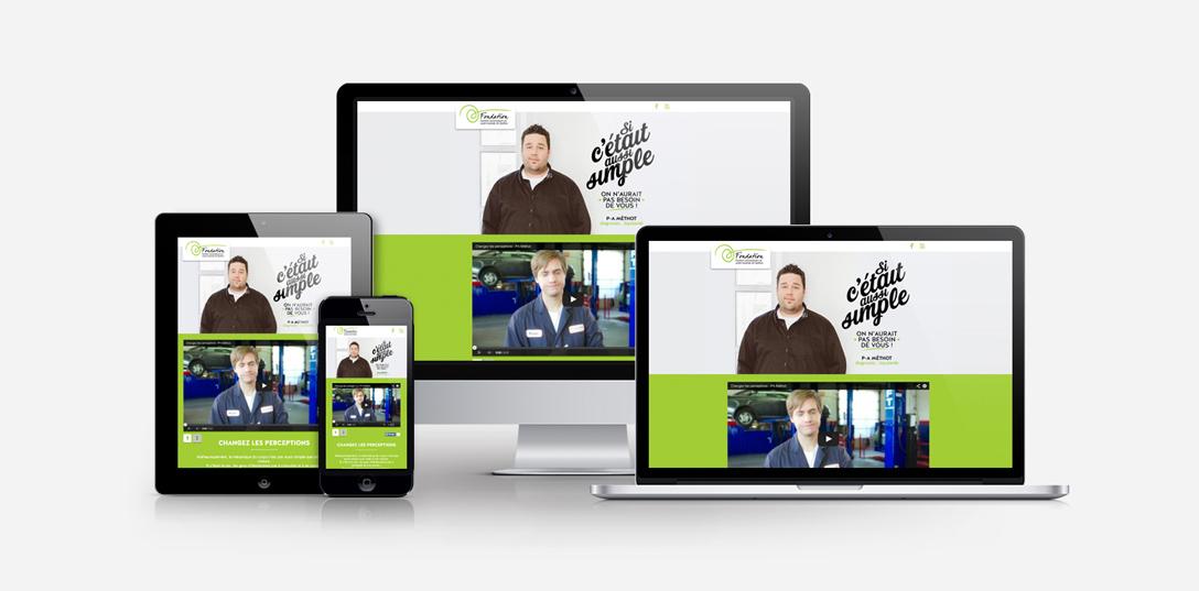 beez, créativité, agence, Québec, web, P-A Méthot