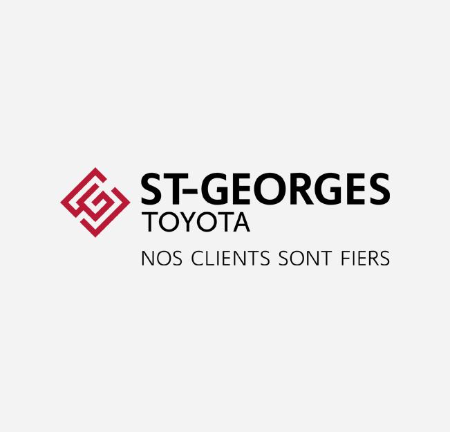 Beez, Créations, Saint-Georges Toyota, Logo