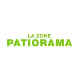 La zone Patiorama