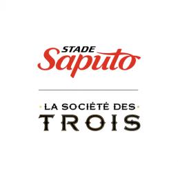 Société des trois / Stade Saputo